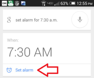 Make sure your alarm set before you fall asleep for the night - Google Search update backfires for some users, removes hands-free capability on alarms and timers