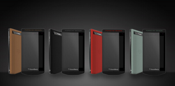 New color options are coming to the 'refresh' version of the Porsche Design P'9982 - BlackBerry said to be prepping a 'refreshed' Porsche Design P'9982