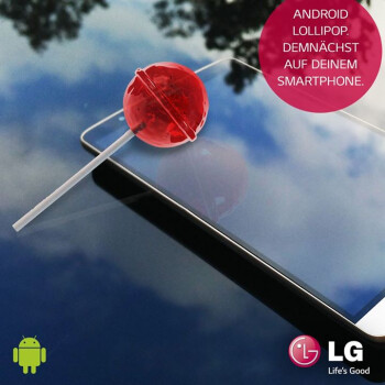 LG G2 will be updated to Android 5.0 Lollipop sometime after the G3