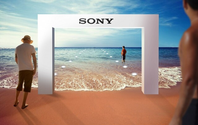 Sony's underwater Xperia Aquatech Store will be the first of its kind to sell smartphones and tablets