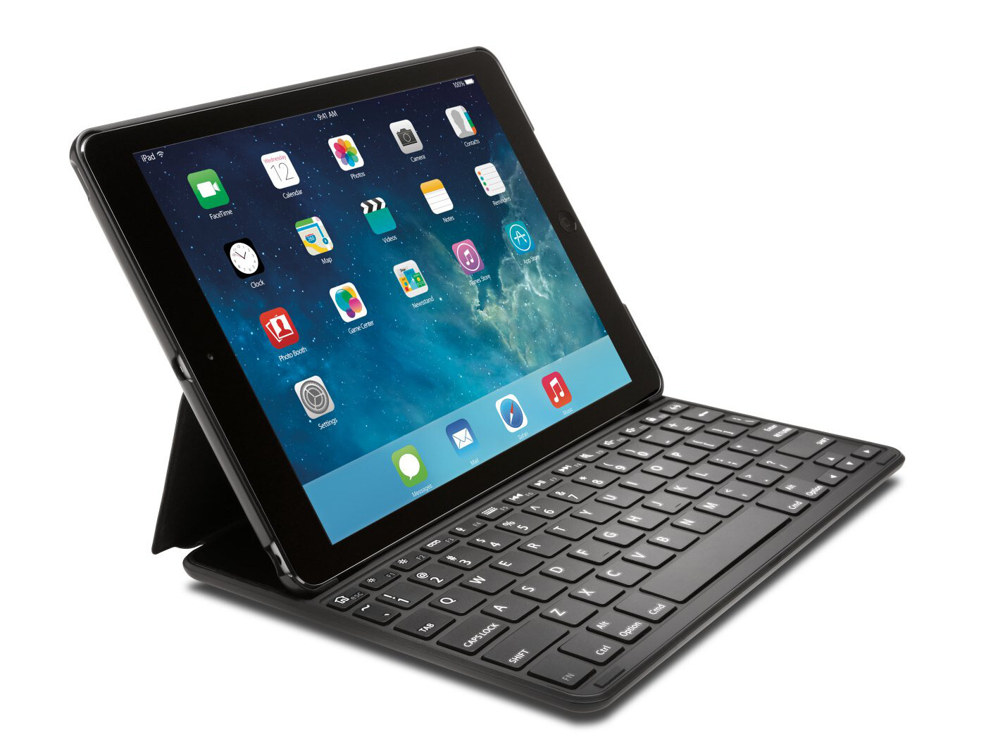 5 cool bluetooth keyboards and folios for your apple ipad air 2. Black Bedroom Furniture Sets. Home Design Ideas
