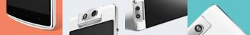 Oppo announces the N3 - motorized swivel camera, multi-purpose fingerprint sensor, and lightning-fast charging