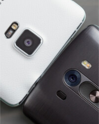 The people have spoken: the Galaxy Note 4 grabs twice the user votes against the LG G3