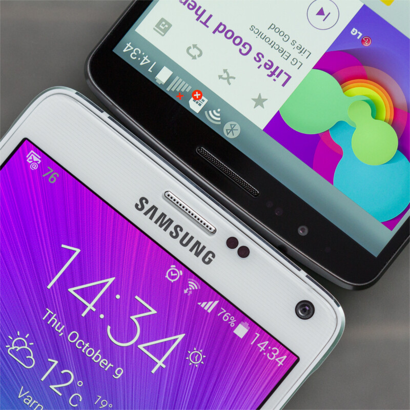 The people have spoken: the Galaxy Note 4 grabs twice the ...
