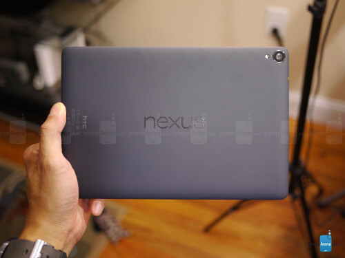 Google Nexus 9 unboxing