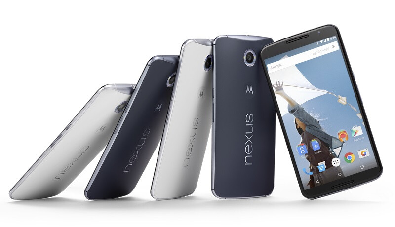 Tried to order a Nexus 6 and failed?  You're not alone