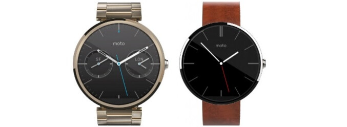The sexiest smartwatch around - Moto 360 in champagne gold surfaces briefly on Amazon