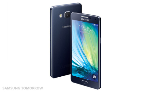 Samsung announces ultra-slim, metallic Galaxy A5 and Galaxy A3