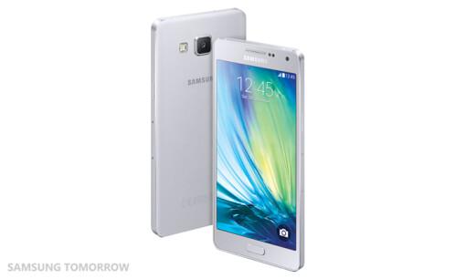 Samsung announces ultra-slim, metallic Galaxy A5 and Galaxy A3