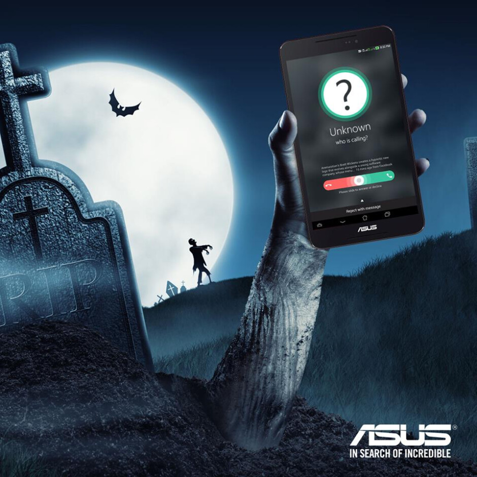 Trick or treat! Here are HTC, Samsung, Sony, Huawei, Nokia, ASUS, and ZTE's Halloween shenanigans