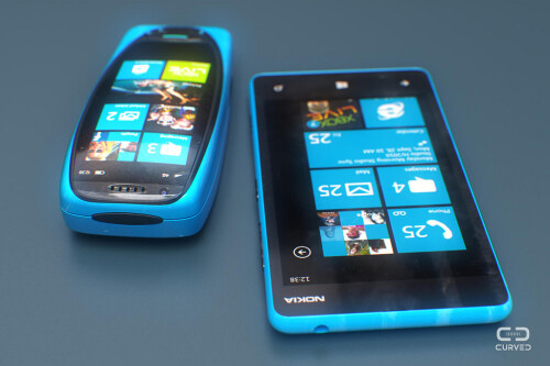 Designer reimagines iconic Nokia and Ericsson phones, upgrades them with Android and Windows Phone UIs