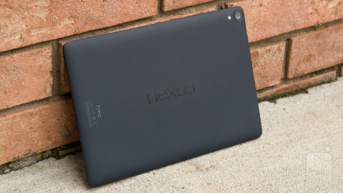 The Google Nexus 9 scores excellently on our battery life test