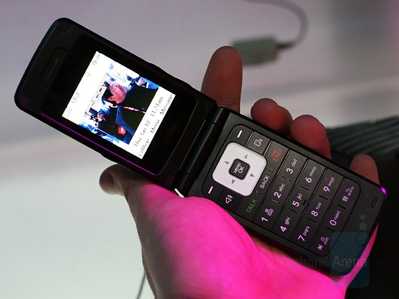 LG AX565 - CES 2008: Live Report