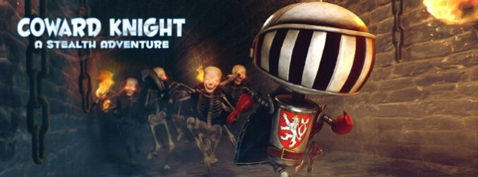 Coward Knight is an epic medi-evil stealth adventure