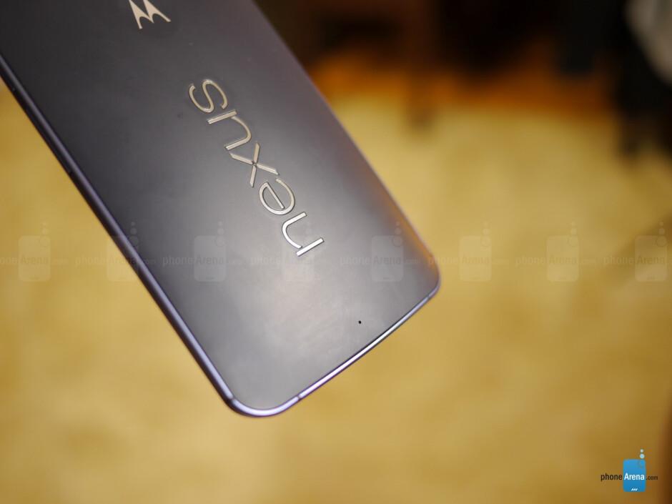 Nexus 6 - Google Nexus 6: early look