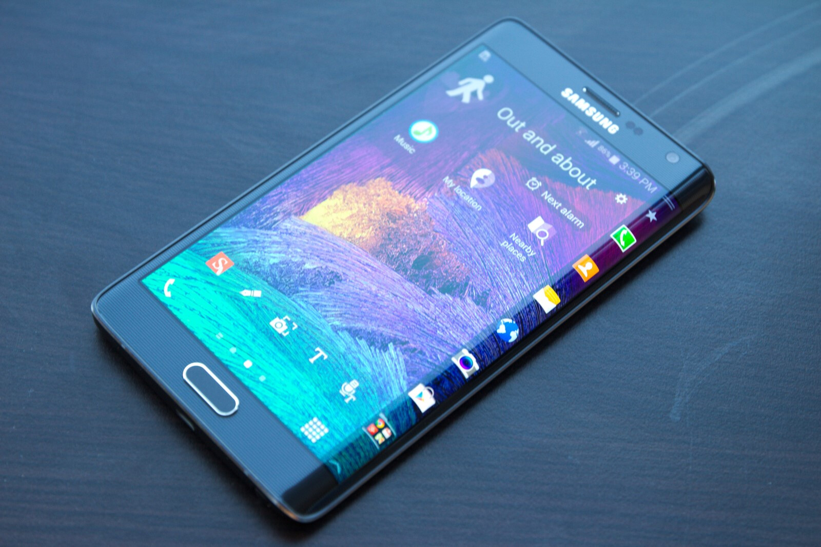 samsung galaxy note edge unboxing. Black Bedroom Furniture Sets. Home Design Ideas