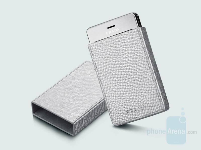 A silver LG PRADA coming to Europe