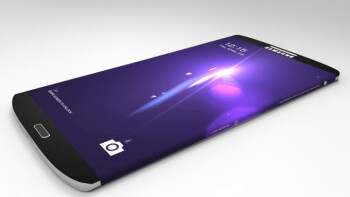 Fan-made Galaxy S6 concept render