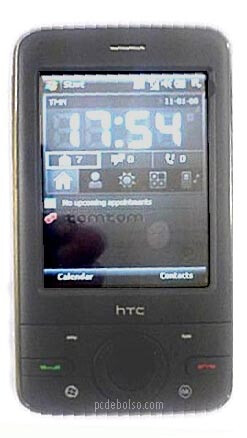 First information of the HTC Pharos
