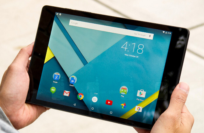 Nexus 9 rooted, courtesy of Chainfire