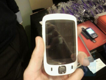 Images of Verizon's Touch XV6900