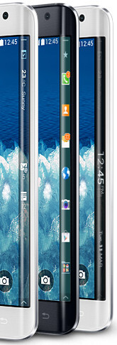 Samsung Galaxy S6 to have a 'dual-edged' flexible display panel, tips screen analyst