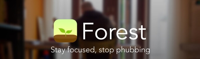 Don't touch your phone, or the tree gets it! Forest is a unique app for focus and motivation