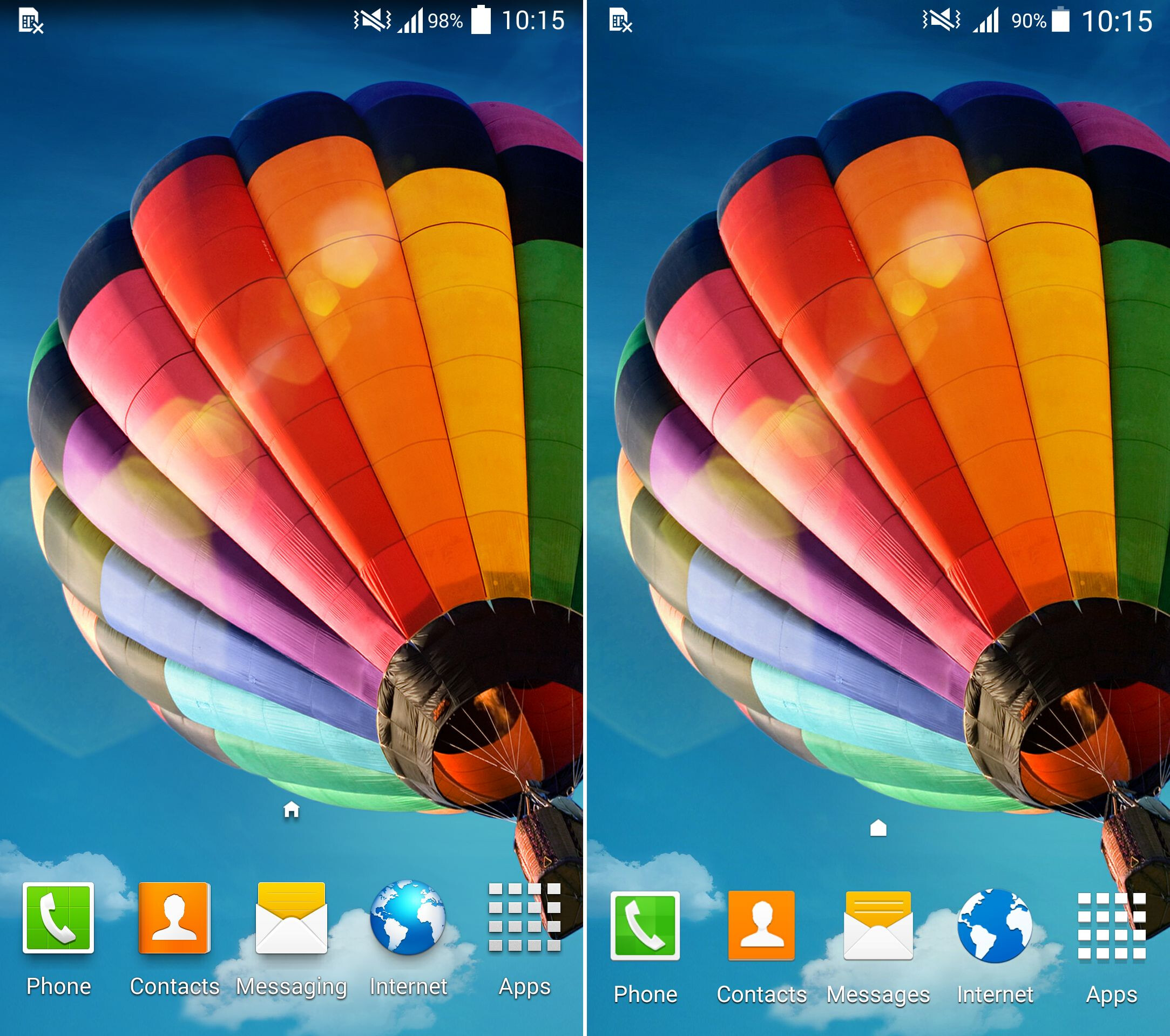 Samsung Galaxy S4 with Android 5 0 and new TouchWiz gets