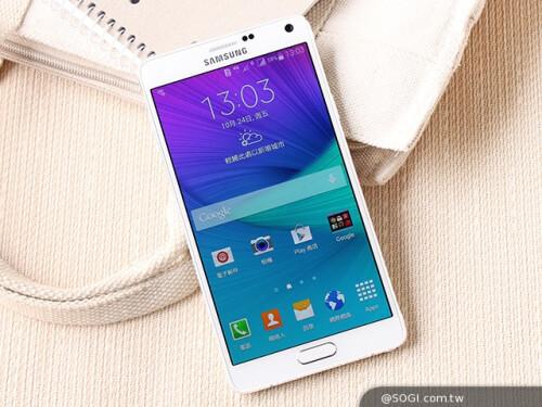 Samsung Galaxy Note 4 SM-N91000