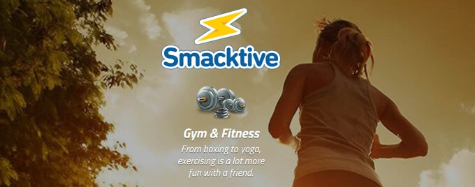 Smacktive for iOS makes activity searching and friend finding as simple as hiring a Uber car