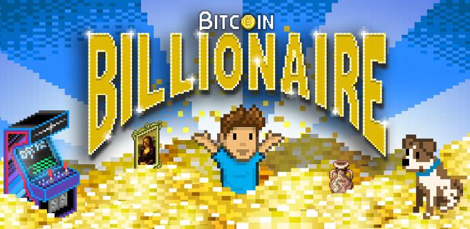 Bitcoin Billionaire is a surprisingly addictive idle clicker