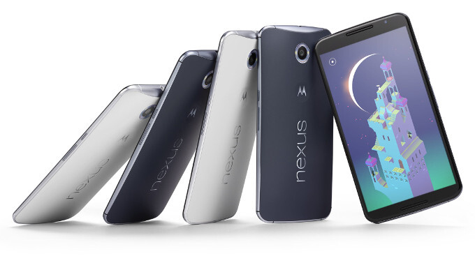 AT&T puts a $250 price tag on the Nexus 6 with contract, preorders start November 12