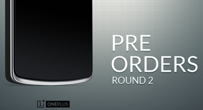 OnePlus gets ready for a second round of pre-orders, talks about what will be different this time