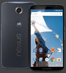 Google Nexus 6 will be available at Sprint on November 14