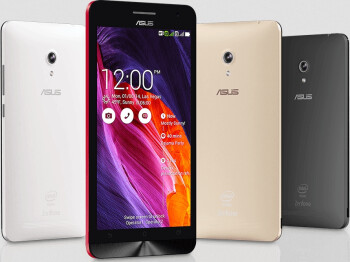 Asus' new ZenFone series will include smartphones that won't use Intel processors
