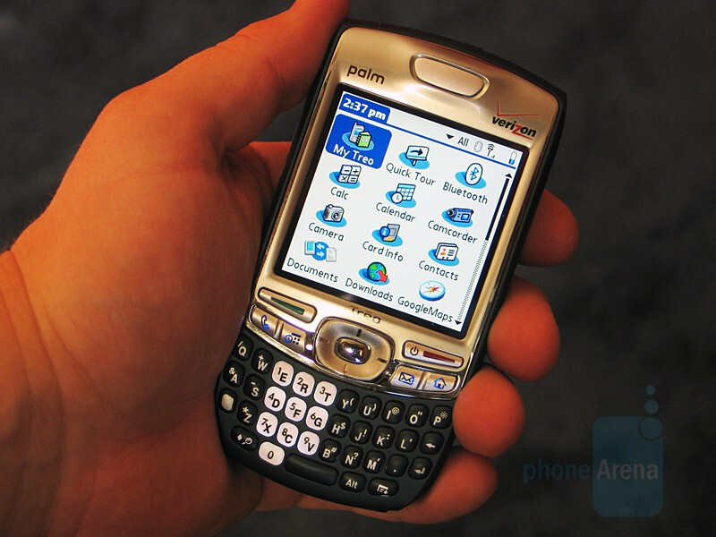 Hands-on with Palm Treo 755p