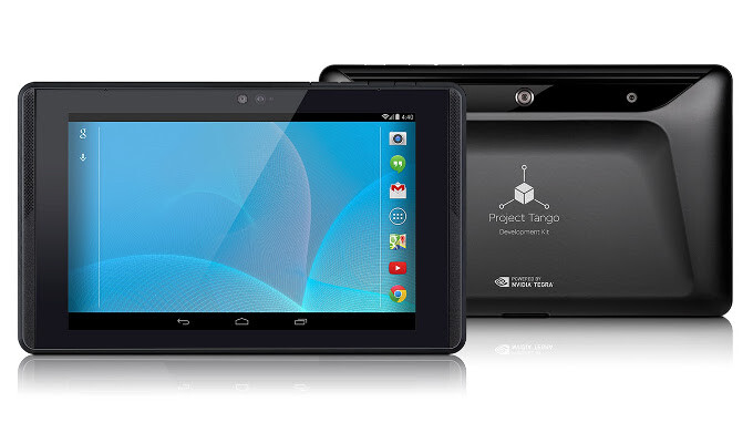 Monster tablet: Google's Project Tango dev slate with 4GB of RAM pops up on the Play Store