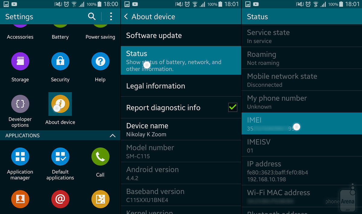 Mobile Tracker On Samsung Galaxy Ace Gt S5830 - How do I use