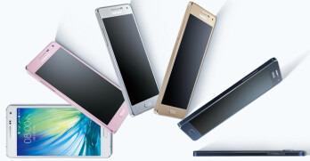 Dual SIM Galaxy A5 pops up on Samsung China's website, could be launched before the A3