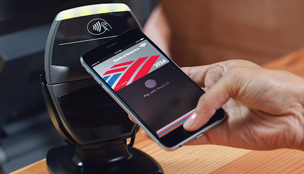Apple Pay in use - Apple Pay catches the attention of retail customers