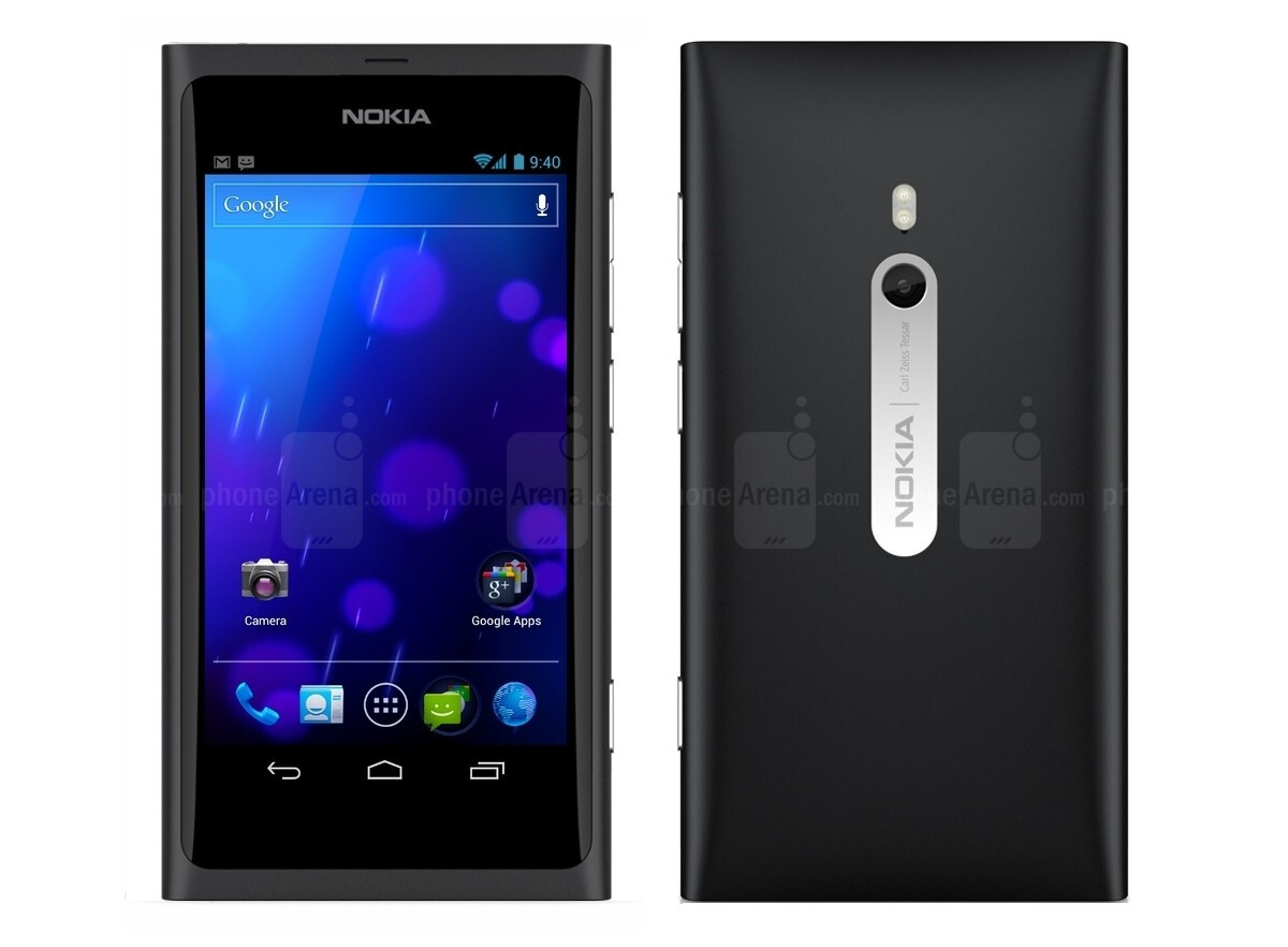 Phone Nokia Android Based Phone what if nokia had chosen android instead of windows phone heres based lumia smartphones from a parallel universe