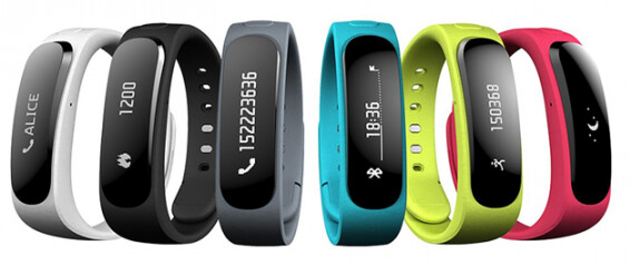 The Huawei TalkBand B1 can now be bought in the U.S. - Huawei TalkBand B1 arrives in the U.S.