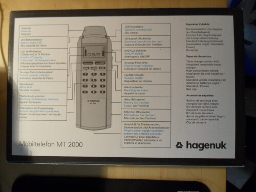 The Hagenuk MT-2000