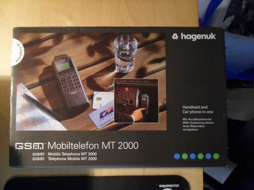 The Hagenuk MT-2000