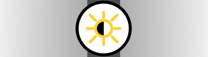 Display Brightness for Wear solves your smartwatch's lack of ambient light sensor problem