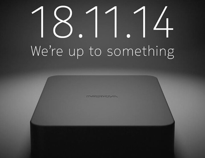 What is Nokia up to?