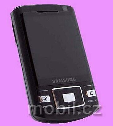 Samsung G810 5-megapixel cameraphone coming soon?