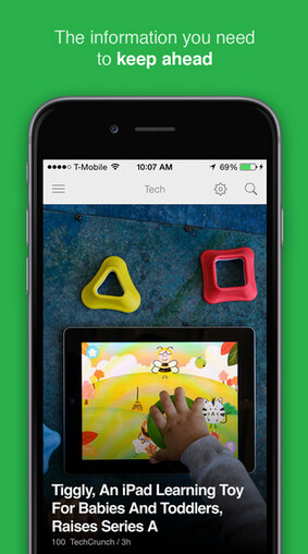 Feedly updates its iOS and Android app - Feedly updates its iOS and Android apps