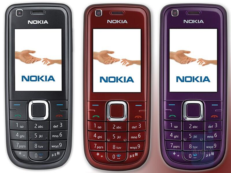 Nokia announced the 3120 Classic