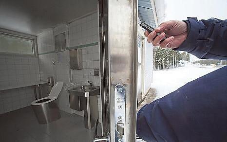 Finland combats vandalism through SMS